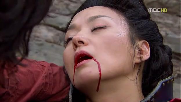 عکس های قسمت 28 سریال سرزمین آهن ( کیم سو رو 28 )