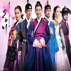 عکس های بازیگران سریال دونگ یی