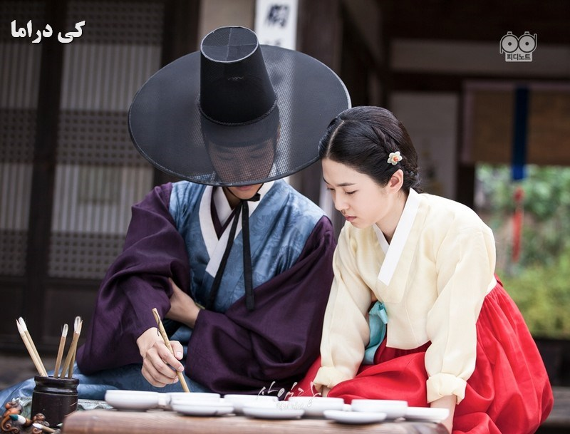 تصاویر عاشقانه لی گیوم و شین سایمدانگ